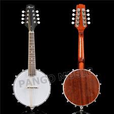 8 Strings Mandolin Banjo of Pango Music Guitar Factory (PMB-900)