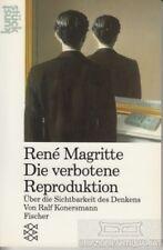Rene Magritte : Die verbotene Reproduktion: Konersmann, Ralf