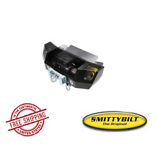 "Smittybilt XRC Black Box Winch Cradle & Storage System for 2"" Hitch 2806 Black"