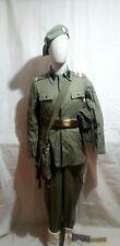 Romanian military Mountain hunters uniform seargent cold war era