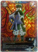 Carte Naruto Collectible Card Game CCG Foil Fancard Set 29 Limited #18