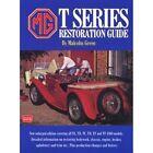MG T Series Restoration Guide book paper car