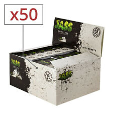 Boite complète de 50 carnets de 50 Filtres cigarettes en Cartons JASS 20mm