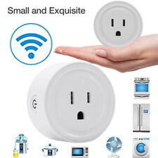 US Plug Smart Power Socket Wifi Wireless Mini Switch Remote Control Timer Outlet