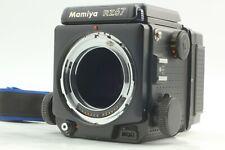 【Near MINT】 Mamiya RZ67 Pro + Waist Level Finder + 120 Film Back From JAPAN #202