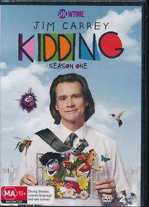 Kidding: Season 1 One DVD NEW Region 4 Jim Carrey