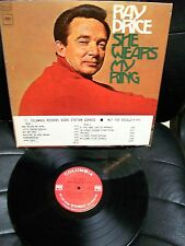 Ray Price She Wears My Ring 1968  LP Country 11 tracks 360 sound