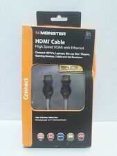 Monster Hdmi Cable NIB 8ft
