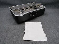 Enabling Technologies Company Romeo-25 Portable Desktop Braille Printer*Working*