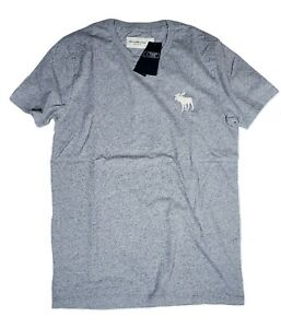 ABERCROMBIE & FITCH SHIRT【 SMALL】EXPLODED ICON TEE 【 124-228-0661-120】