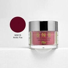 SNS Nail Dipping Powder  WW16 - Arctic Fox 1oz