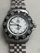 TAG HEUR  WA1218 PROFESSIONAL 200m  QUARTZ WATCH