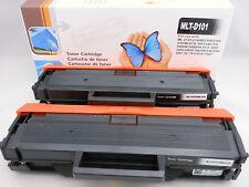 2PK MLT-D101S Toner Cartridge for SamSung ML-2160 ML2165 SCX-3400 SCX3405W 3406