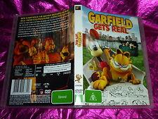 GARFIELD GETS REAL : (DVD, G)