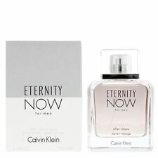 Calvin Klein Eternity Now For Men After Shave 100ml Spray Mens Homme Aftershave