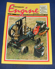 STATIONARY ENGINE MAGAZINE JULY 1995 NO.257 - RUSHTON RESCUE