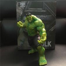 Incredible Hulk Action Figur - Marvel Avengers - Bruce Banner grün - 22 cm