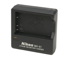 Nikon MH-61 Battery Charger (EN-EL5) Works!