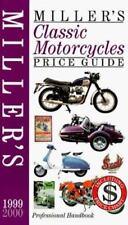 Miller's Classic Motorcycles Professionnal Handbook -1999-2000 Volume VI