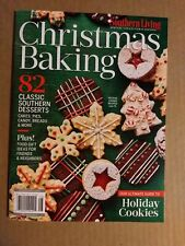 Christmas Baking Southern Living Magazine 12 / 2019 Holiday Edition BTW