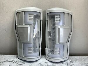 2017-2019 Ford F250/F350 ColorMatched Tail lights