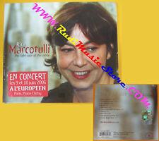 CD RITA MARCOTULLI The Light Side Of The Moon 2006 SIGILLATO no mc dvd lp (XS11)