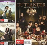 Outlander Season 1 & 2 (DVD, 12-Disc Set) NEW