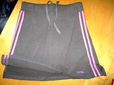 CURVES Pink Accent Super Soft Cotton Skort sz SM
