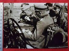 WW2 German Photo, Large 5x7, General Von Boltenstern at Smolensk - LFS22