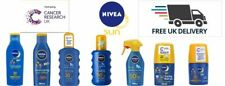 Nivea SUN KIDS Protect&Care Spray,Lotion 200/300ml Or Roll-on 50ml SPF30/50  New