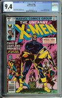 X-Men # 136 CGC 9.4 WP