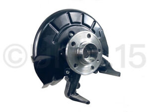Seat Ibiza (03-18) Front Left Steering Knuckle + Hub + Bearing Pre-assembled