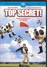 Top Secret (DVD) Val Kiler - Zucker & Abrahams zaniness!
