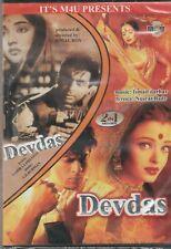 Devdas - Dilip Kumar/ Devdas - aishwaria rai  [Dvd] 2 Movies In 1 Dvd