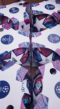 6 Adidas Final Istanbul 2020 Uefa Champions League Ombs with Authentic box balls