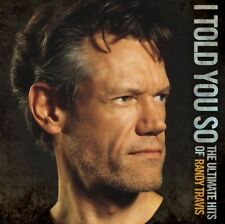 Randy Travis I Told You So The Ultimate Hits 2 CD NEW
