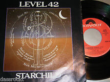 "7"" - Level 42 / Starchild & Foundation and Empire Part 1 - 1981"