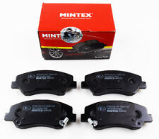 GENUINE BRAND NEW FRONT MINTEX BRAKE PADS SET MDB3276 (REAL IMAGES OF THE PARTS)