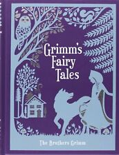 Grimm's Complete Fairy Tales (Leather Bound), Jacob Grimm, 9781435139725