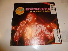 "EDWIN STARR - H.A.P.P.Y. Radio - 1979 UK 2-track 12"" Vinyl Single"