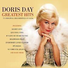 DORIS DAY - GREATEST HITS  3 CD NEUF