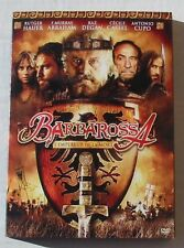 DVD BARBAROSSA - Rutger HAUER / F. Murray ABRAHAM / Raz DEGAN