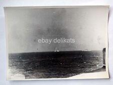 REGIA MARINA MILITARE foto ORIGINALE nave ship combattimento 36