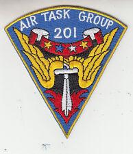 VFA-105 AIR TASK GROUP 201 SHOULDER PATCH