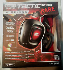 Creative Sound Blaster Tactic 3D Rage Headset Wireless 2.0 V2