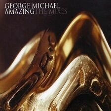 Amazing [CD Single] by George Michael - New Digi-Pac/Eco-Friendly Shrink Wrapped