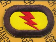 75th Inf Airborne Ranger LRP LRRP para oval patch #9