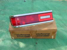 1988 1989 1990 1991 1992 1993 Dodge Dynasty TAIL LAMP NOS MoPar #4399869 NIB