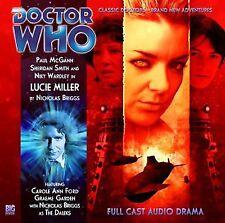 Paul McGann 8th DOCTOR WHO BBC Radio Series #4.09 LUCIE MILLER - Big Finish CD