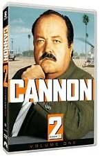 CANNON SEASON 2 VOL 1 WILLIAM CONRAD NEW DVD